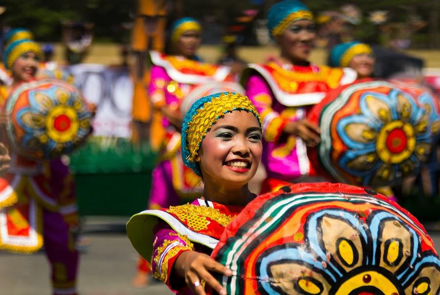 مراسم سنتی در فیلیپین
