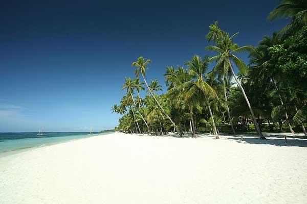 جزیره شنهای سفید