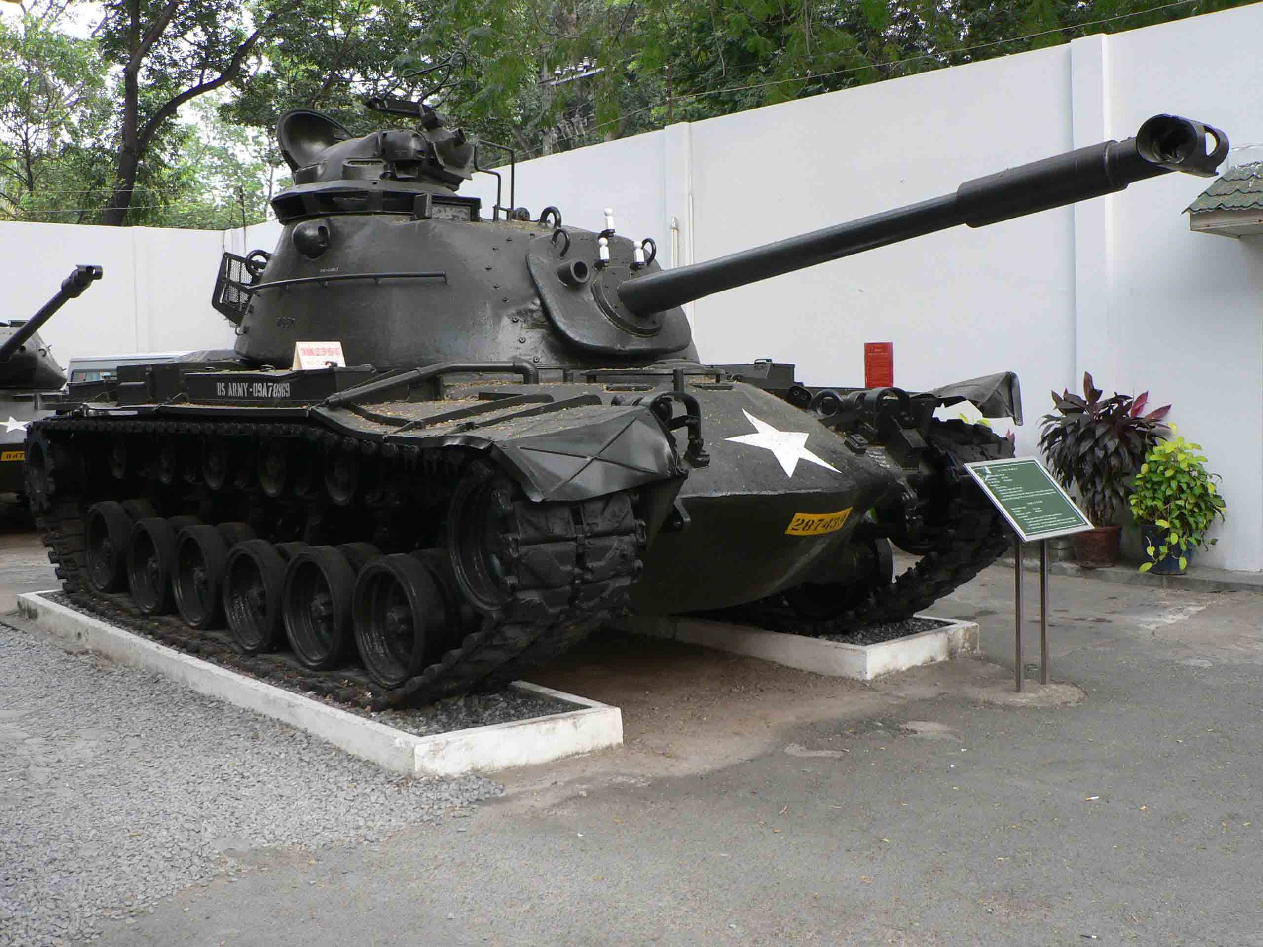 موزه جنگ War Remnants Museum