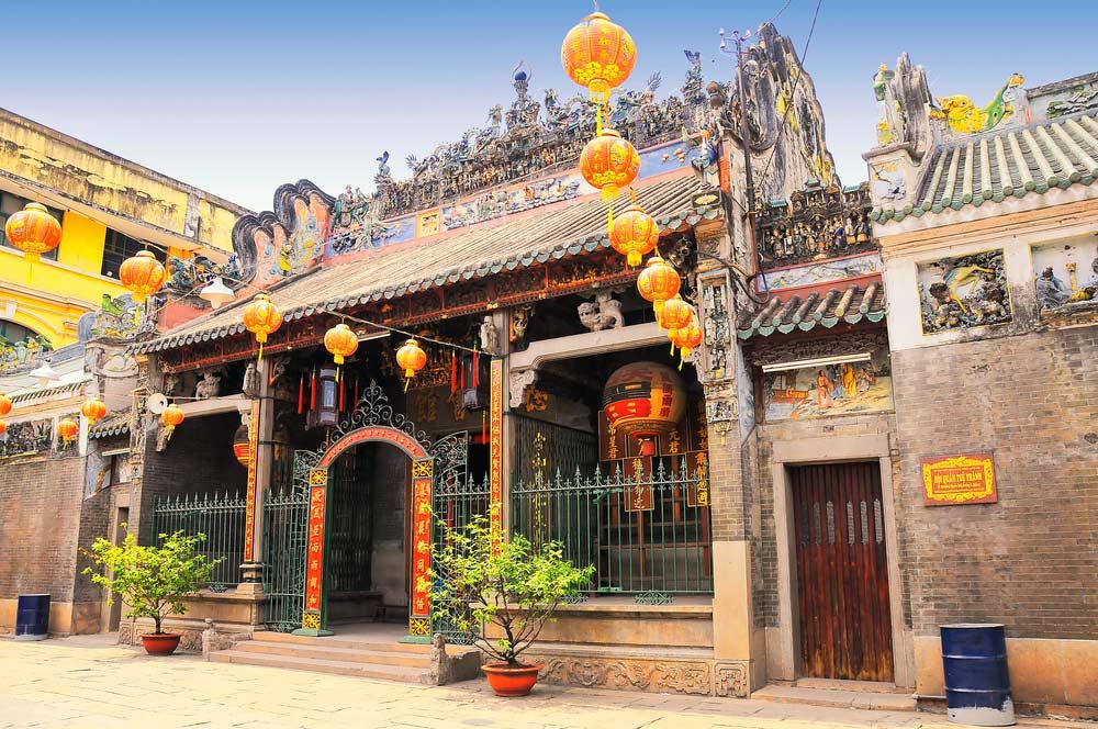 محله چینیها Chinatown