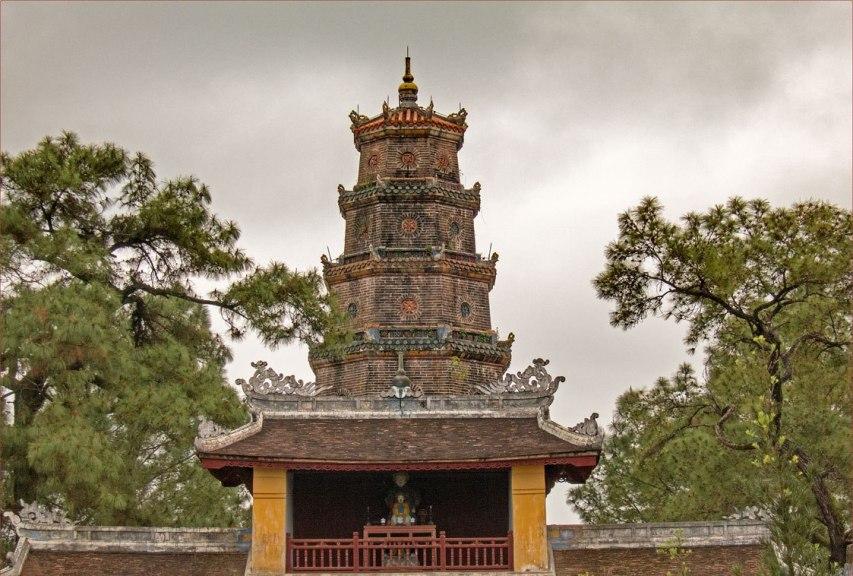 معبد Thien Mu