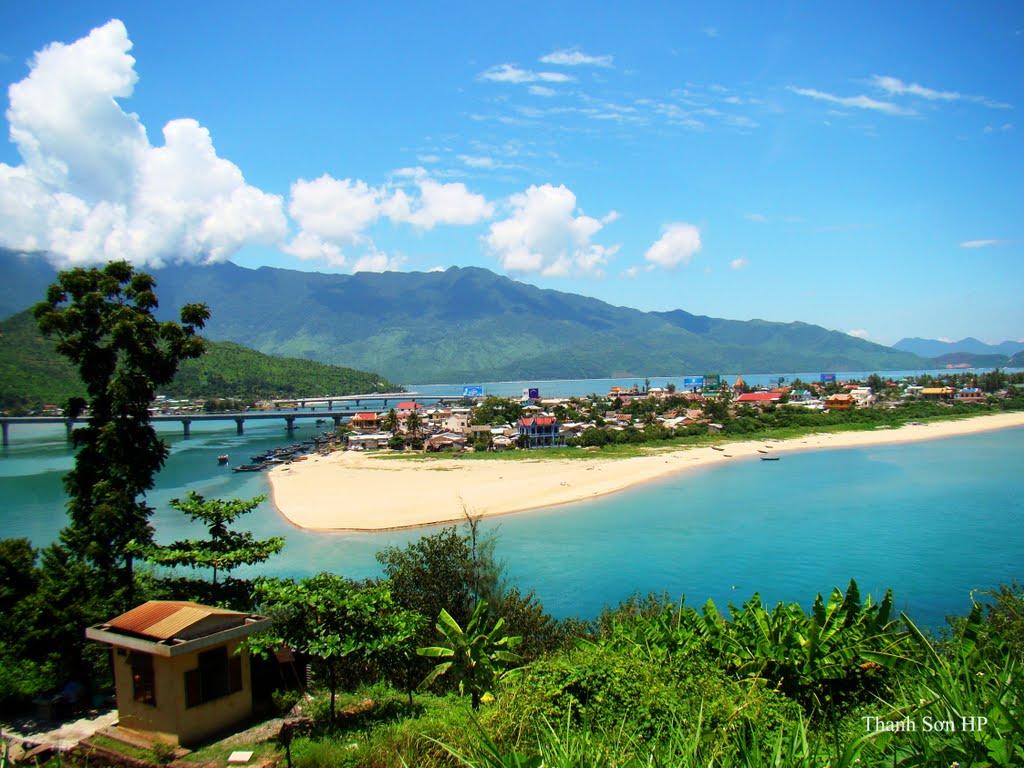 خلیج Lang co