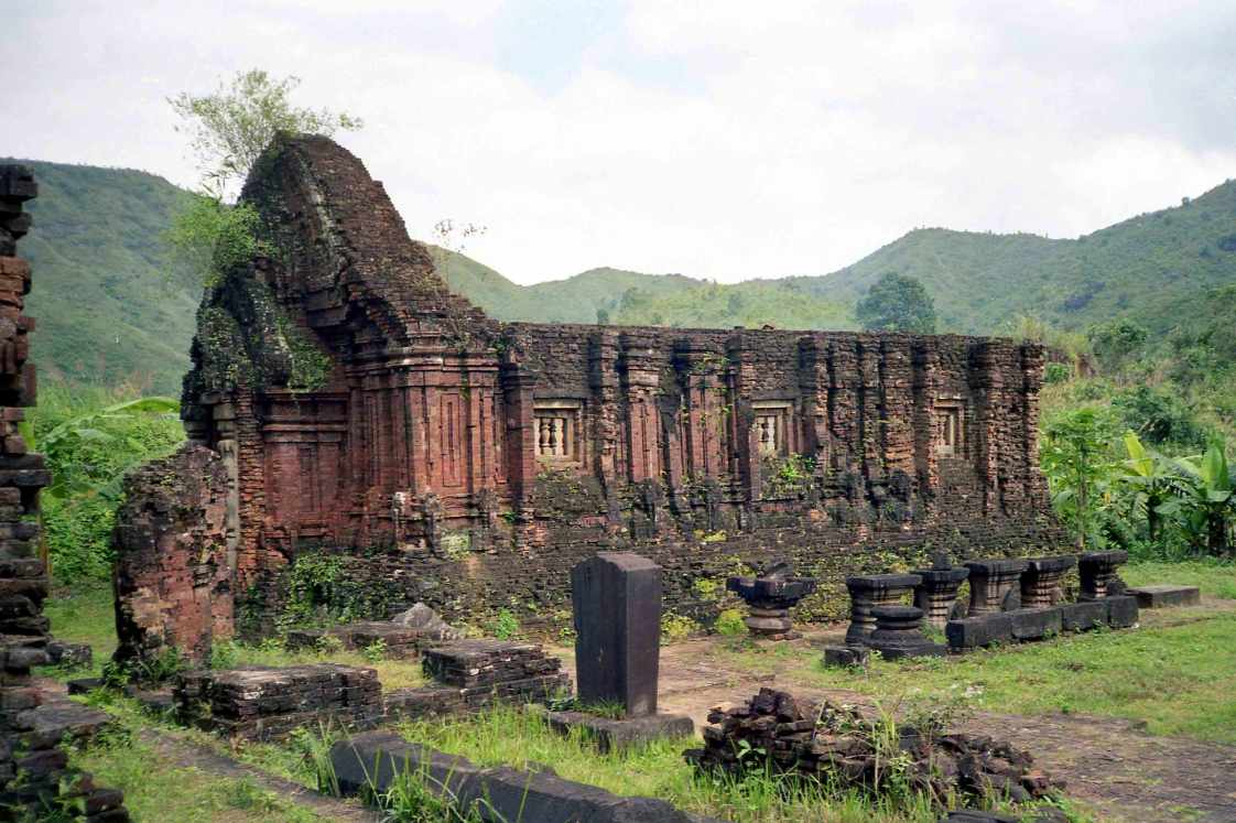 معبد مای سان My Son Temples