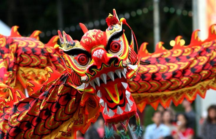 فستیوال اژدها Vietnam National Festivals