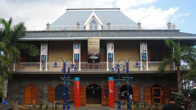 موزهی Blue Penny