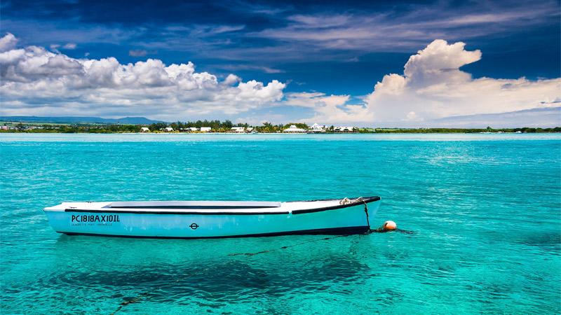 ساحل موریس Mauritius beache