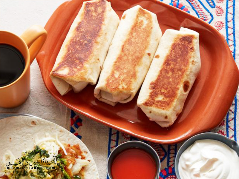 صبحانهای که محبوب مکزیکیها است.