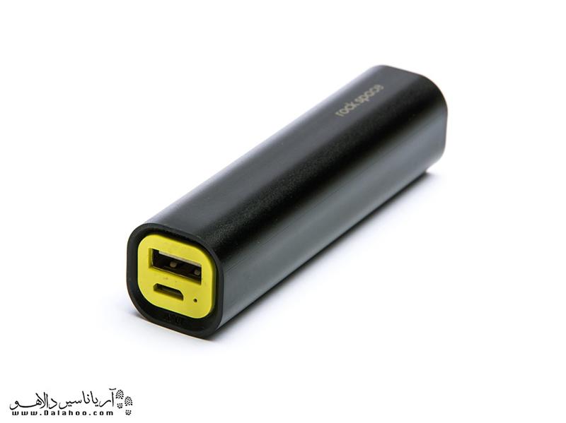 برای اطمینان از تمام نشدن باتری وسایل الکترونیکی خود بهتر است پاور بانک داشته باشید.