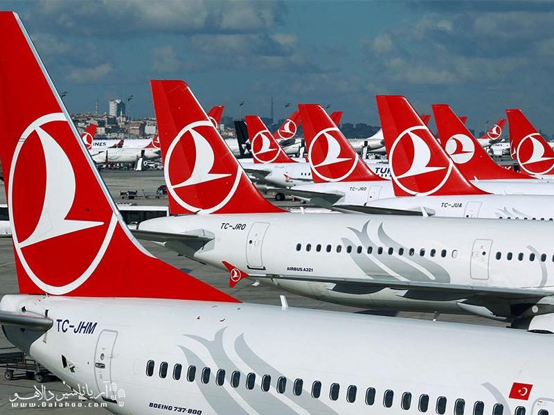 هواپیمایی ترکیش فهرست آزمایشگاههای مورد تایید خود در تهران و دیگر شهرهای ایران را اعلام کرد.