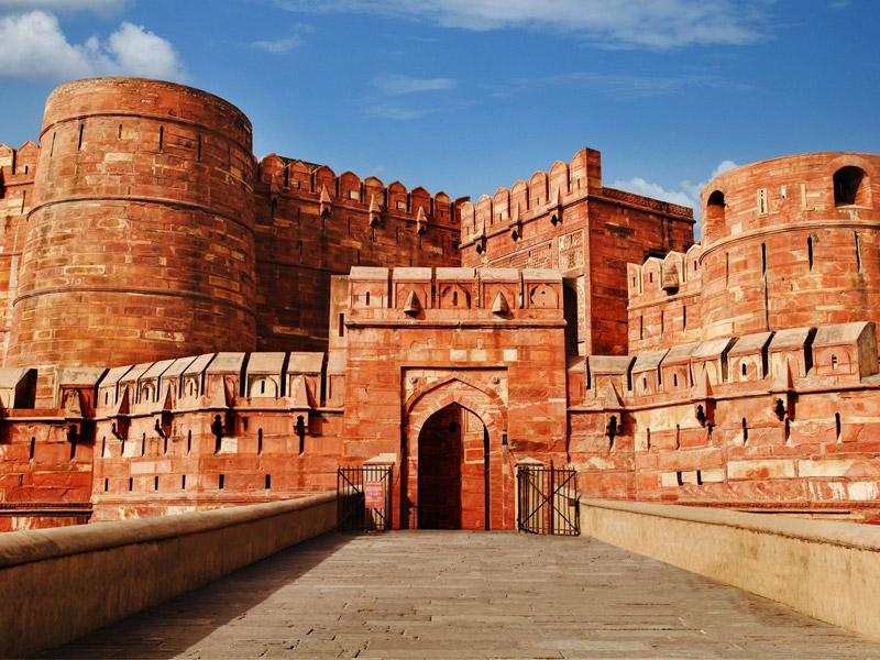 قلعه آگرا Agra Fort