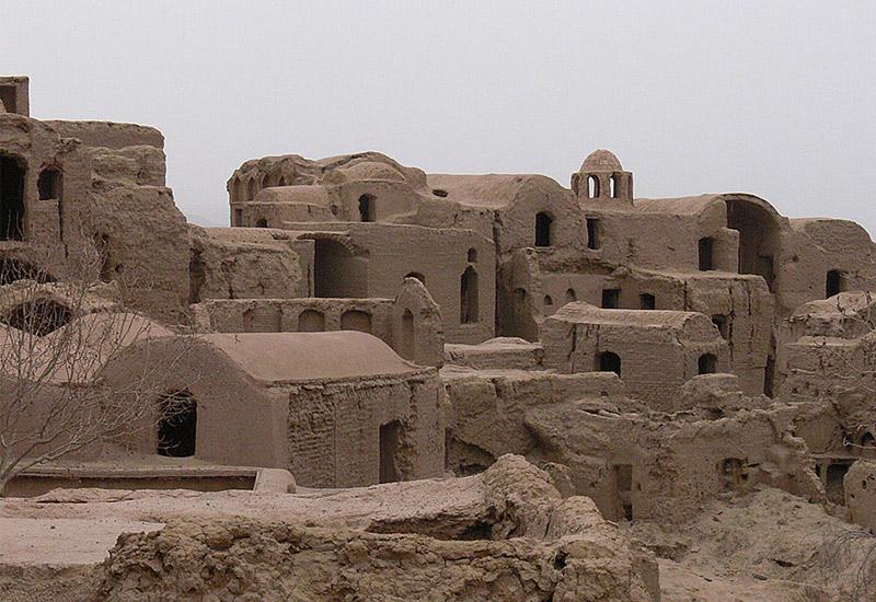 روستای تاریخی خرانق