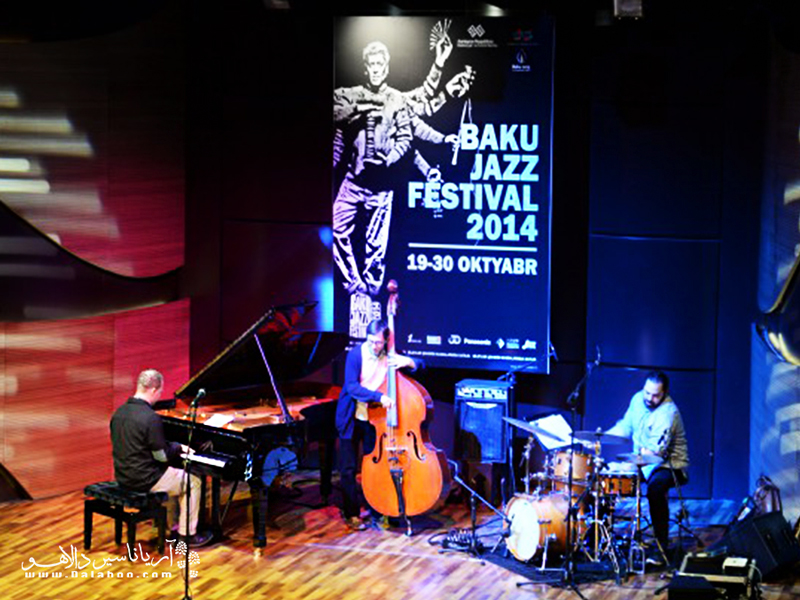 فستیوال موسیقی جاز در باکو.