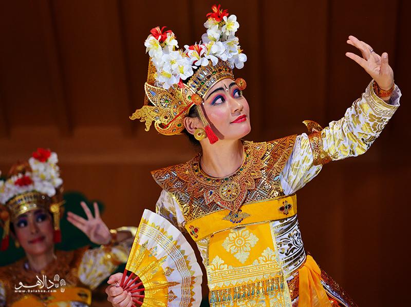 رقص بالی یکی از پیشرفتهترین رقصهای دنیاست.