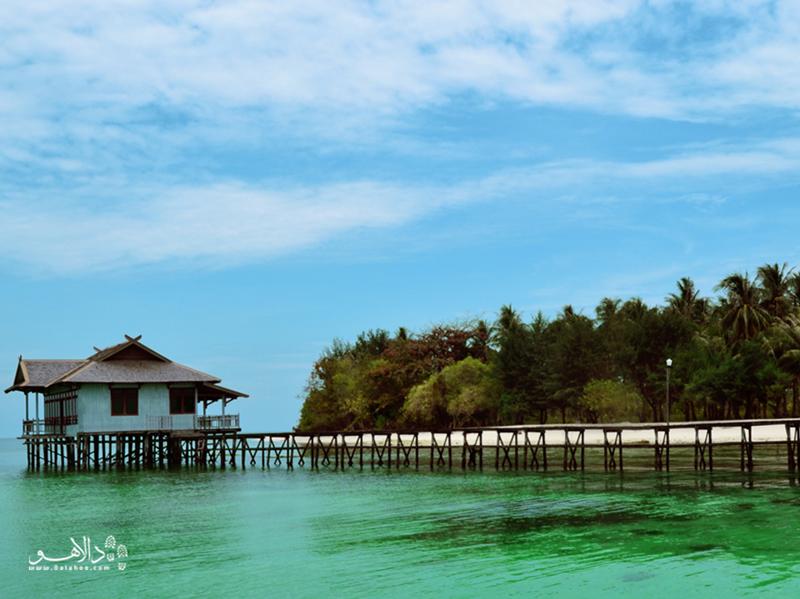 جزایر کاریمونحاوا: 27 جزیره مرجانی زیبا