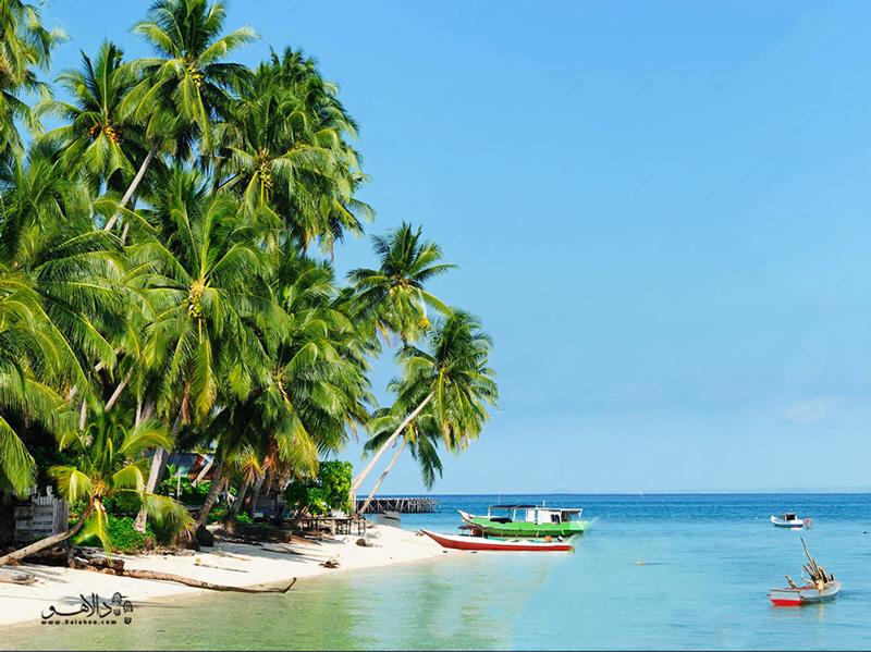 مجمعالجزایر دِراوان جزو 17 هزار جزیره اندونزی است.