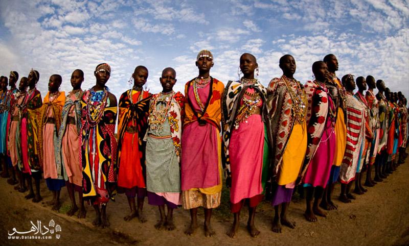 قبیله ماسای مارا