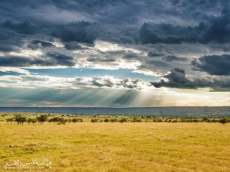 گرمترین دوره در کنیا از فوریه تا مارچ و سردترین دوره از ژوئیه تا آگوست است.