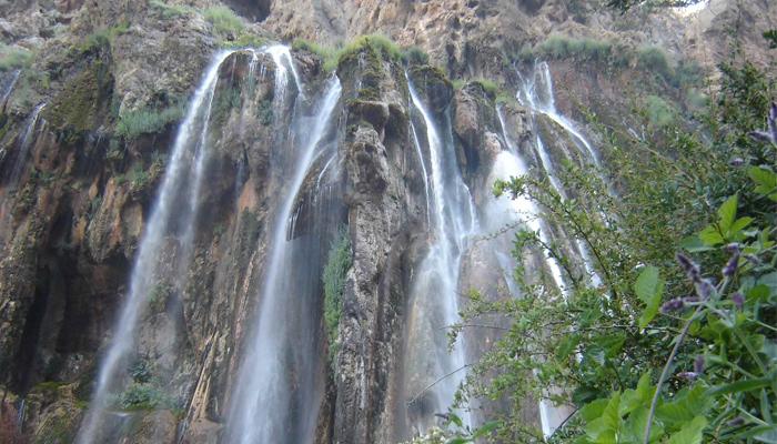 آبشار عریض مارگون
