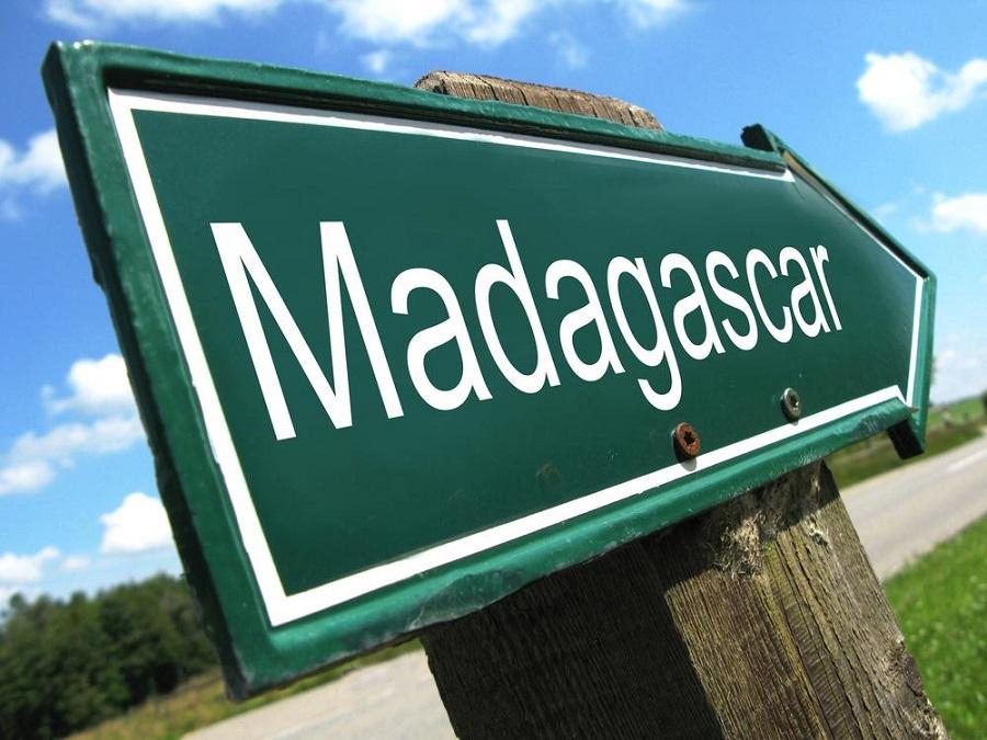 ماداگاسکار کجاست