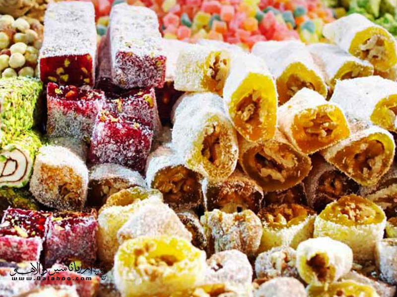 سال نو، بازارهای همدان پر میشود از عطر و بوی باسلوق.