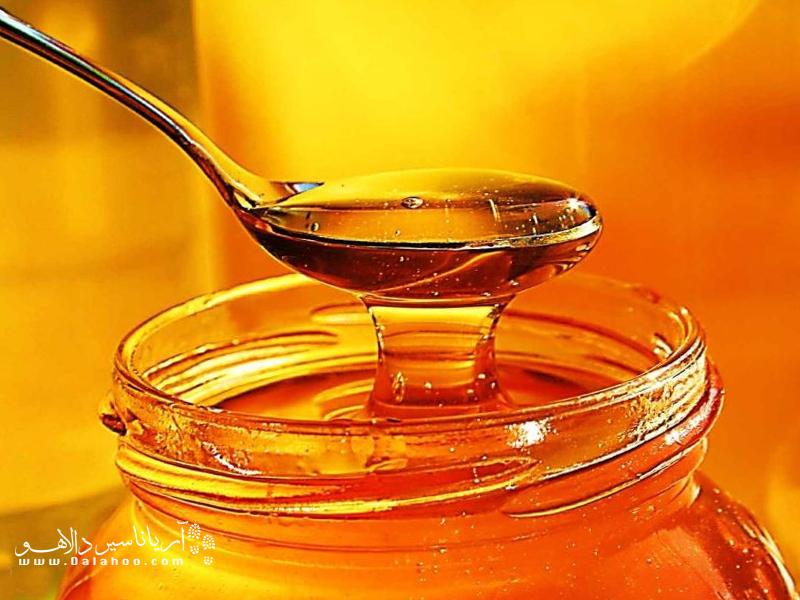 عسلهای همدان طبیعی هستند و طعم بینظیری دارند.