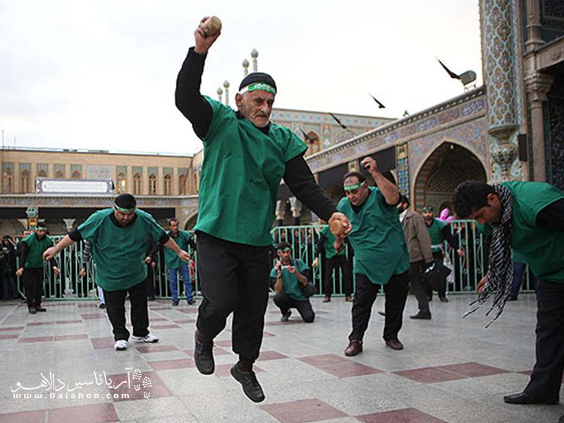 کربزنی علاوه بر لاهیجان، توسط مازندرانیهای مقیم شهر قم هم اجرا میشود.