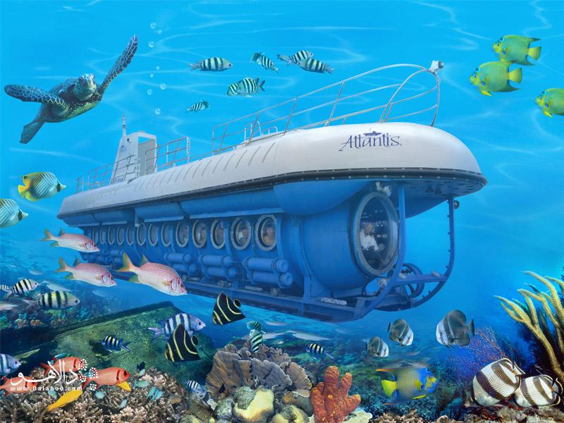 زیردریایی در مالدیو