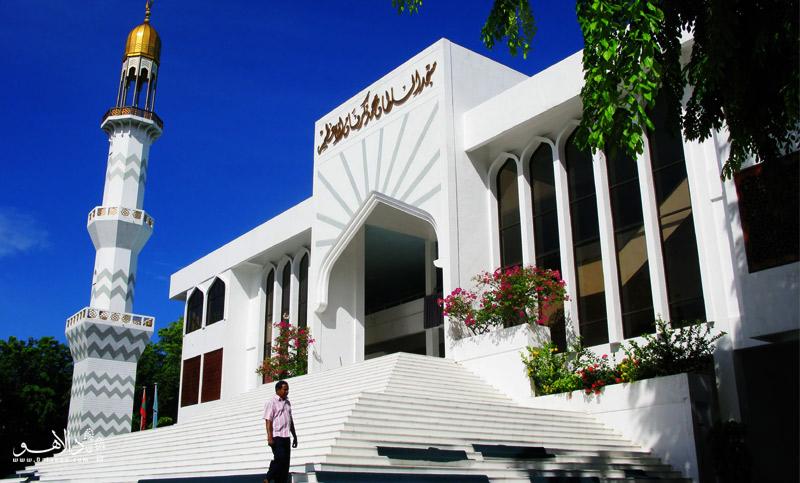 مسجد هوکورو در مالدیو