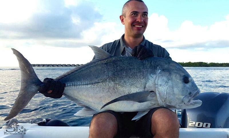ماهیگیری در مالدیو