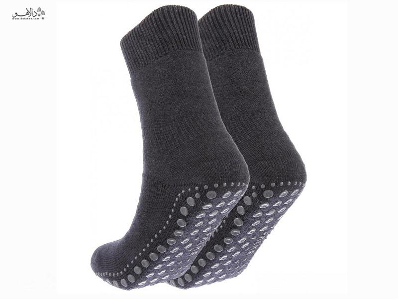 جوراب پشمی