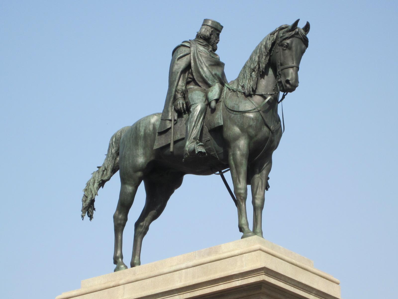 مجسمهی گاریبالدی