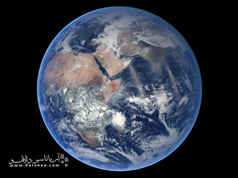 چقدر حواسمان به تنها خانهمان در سراسر عالم هست؟