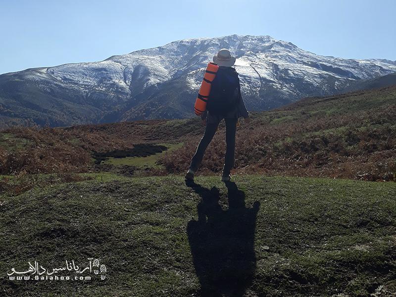 کوهها تکه دلربایی از هدیه زمین هستند.