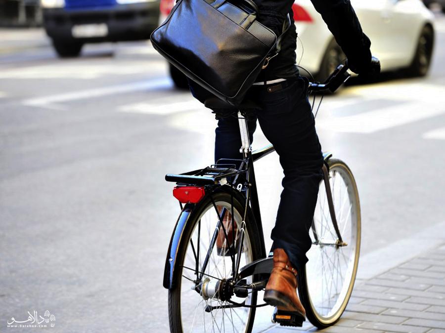 دوچرخه را امتحان کنید!