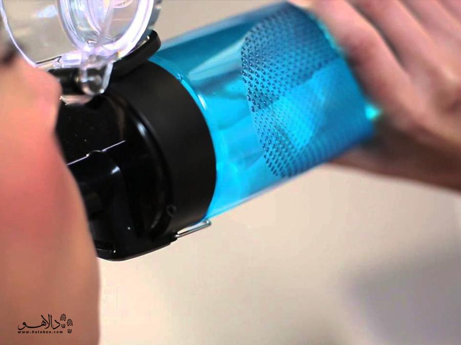 استفاده از قمقمه به جای بطریهای پلاستیکی