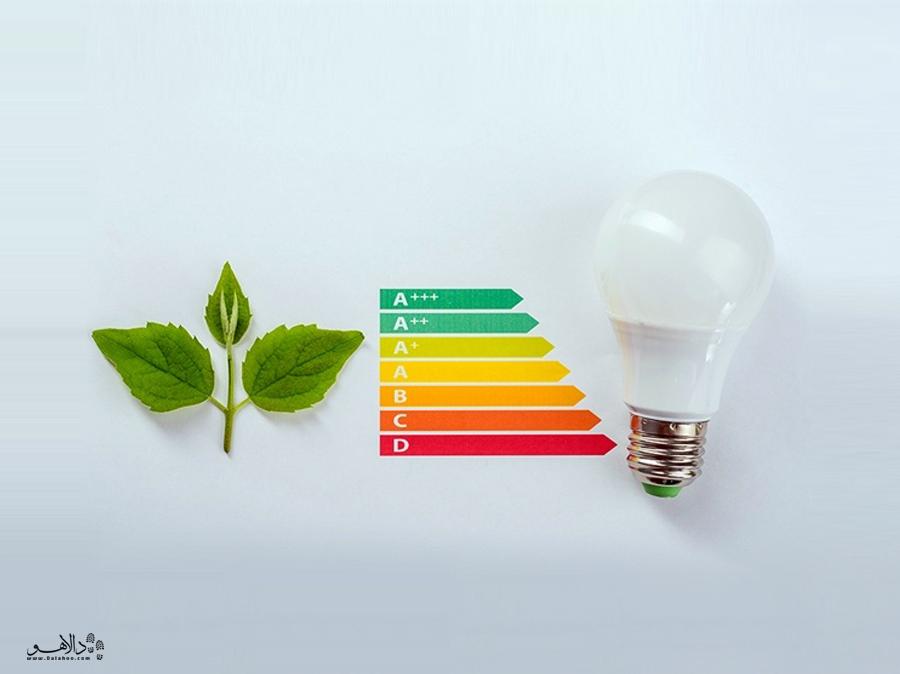 هنگام خرید، به برچسب انرژی وسایل الکتریکی حتما توجه کنید.