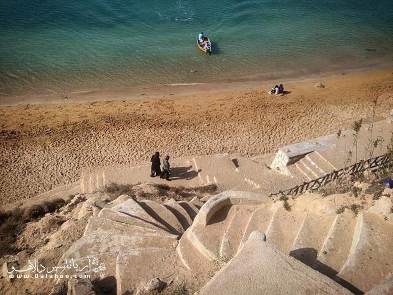 پارک ساحلی بوشهر یکی از مکانهای پرطرفدار بوشهر است.