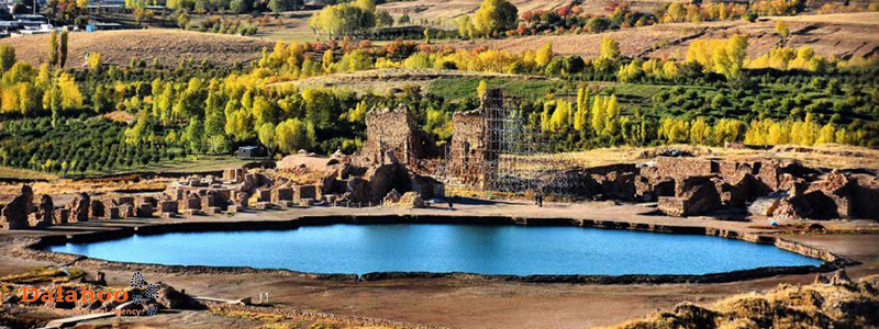 A travel from Takht-e Soleymān to Behestan will become one of the top pages in your travel diary