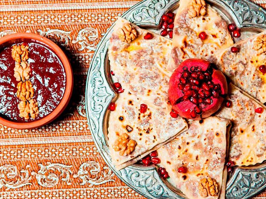 سنتیترین غذای باکویی