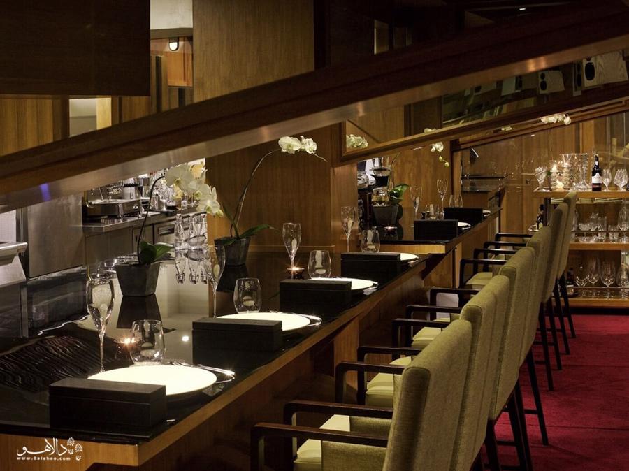 رستوران بلانکو