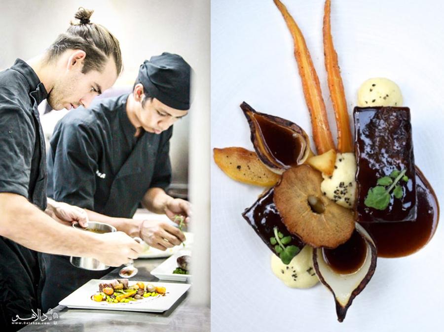 رستوران مروارید بالی