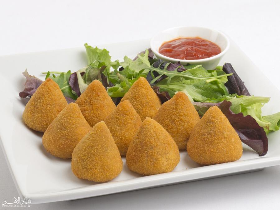 گوشین غذای مورد علاقه برزیلیها