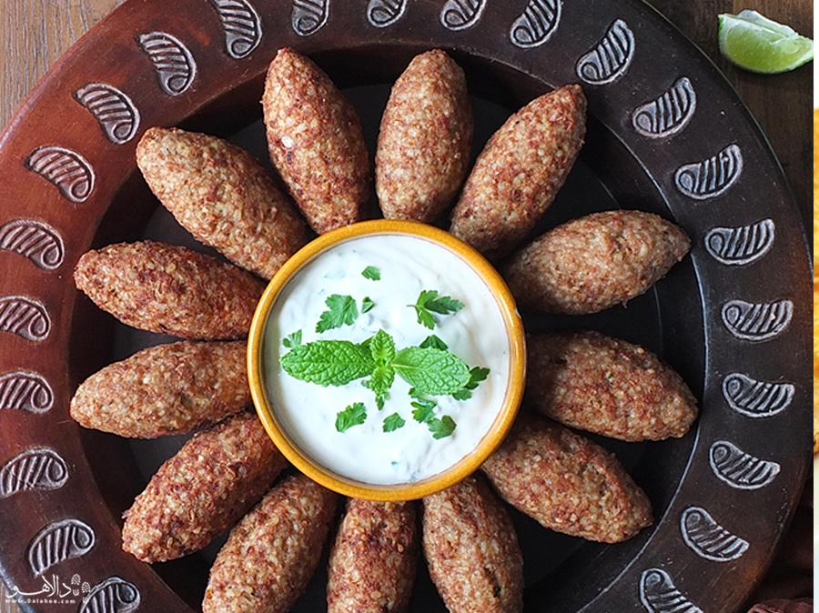 غذای لبنانی را در برزیل بخورید.
