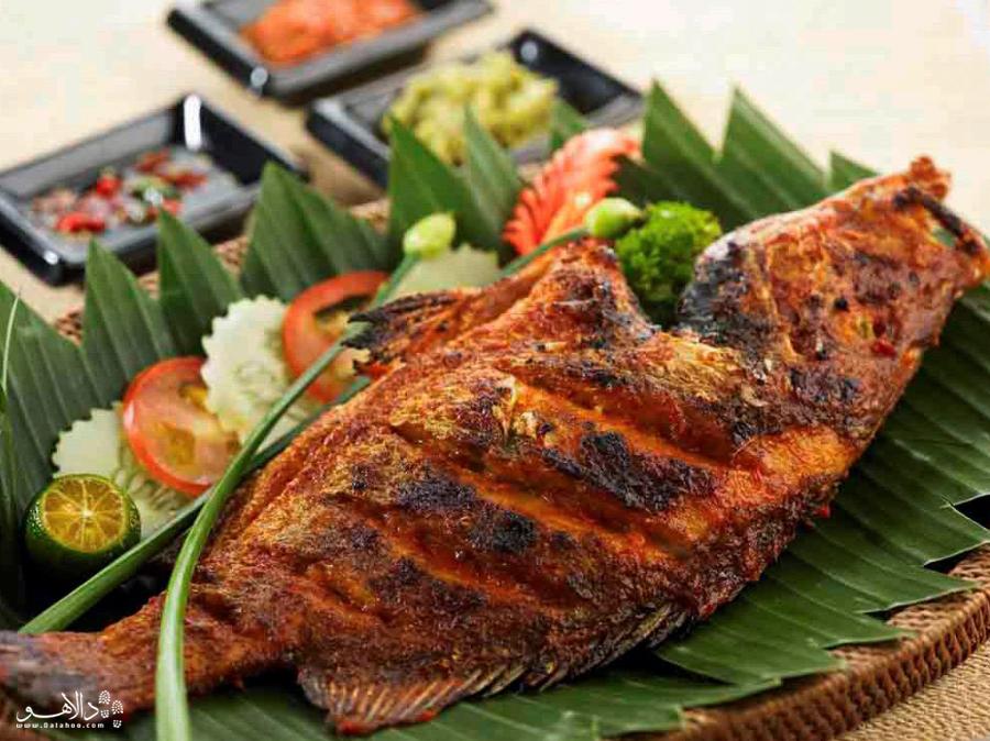 در کشوری با 17000 جزیره نمیتوان از ماهی گذشت!