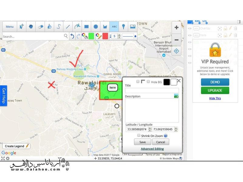 برای اینکه بتوانید قابلیتهای شخصیسازی نقشهتان را گسترش دهید میتوانید از افزونههای دیگری کمک بگیرید.