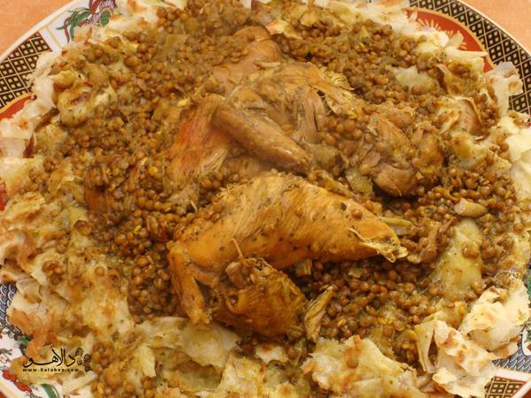رفیسا، غذایی مقوی برای مادرانی که تازه صاحب فرزند شدند.
