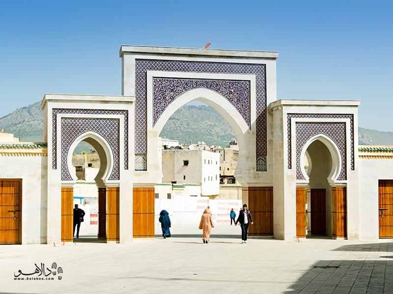 شهر فض بزرگترین شهر اسلامی و مسکونی قرون وسطایی در جهان است