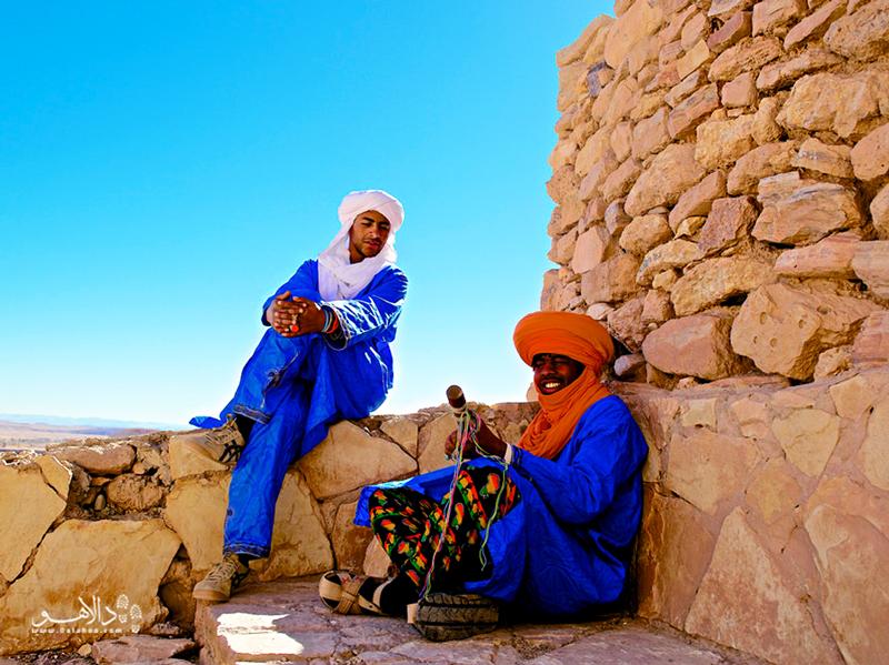 یک بخش فراموشنشدنی سفر به مراکش دیدن مردم بومی این منطقه است.