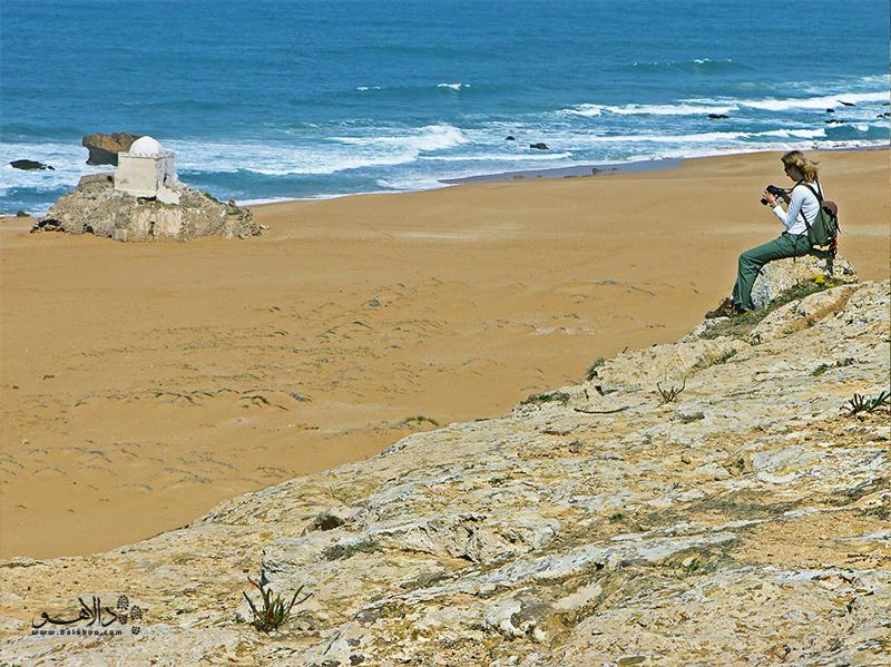 ساحل صخرهای مرابوط دراماتیکترین ساحل میرلفت آتلانتیک است.