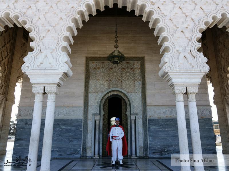 در مسیر سفرمان به مراکش به رباط هم سری زدیم. این شهر هم برای خودش عالمی دارد.